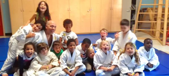 Ecole Bilingue de Berkeley Judo