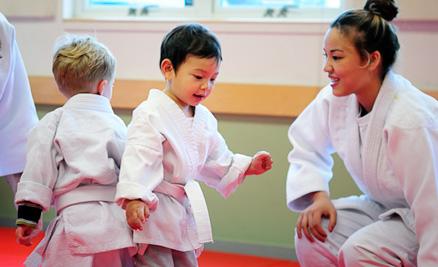 Alameda Judo | Judo Clubs In Berkeley | Children's Martial